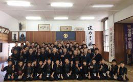 広島県選抜合同合宿