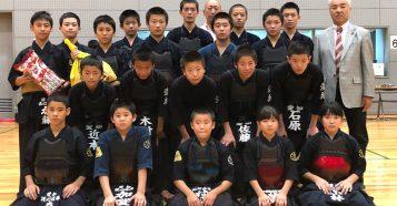 都道府県対抗少年剣道優勝大会・強化錬成会