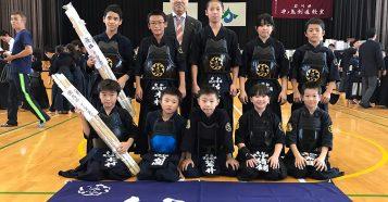 宇ノ気剣道教室創立50周年記念剣道大会
