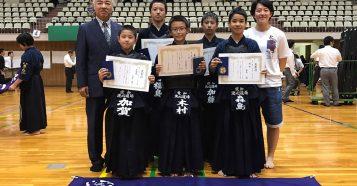スポーティブ・ライフ月間剣道大会