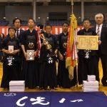 平成30年度愛知県剣道道場連盟「近藤杯」争奪少年剣道錬成大会