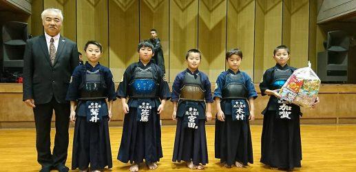 第5回洗心道場新春交流錬成会