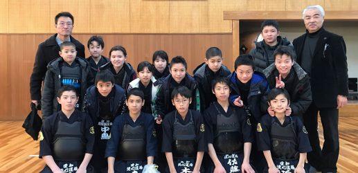 江南武道館選抜大錬成大会トーナメント