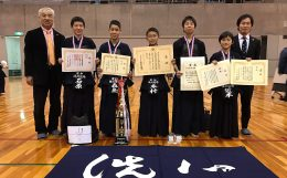 第45回関西選抜少年剣道優勝大会