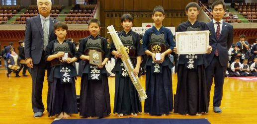 第26回愛知県武道館小中学生剣道大会
