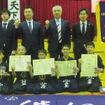 文部大臣杯第60回全国選抜少年剣道錬成大会