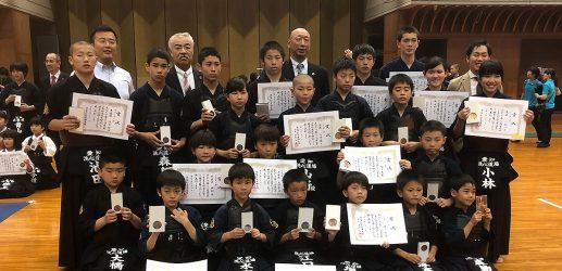 第36回愛知県少年剣道個人選手権大会・第37回愛知県小中学生女子個人選手権大会