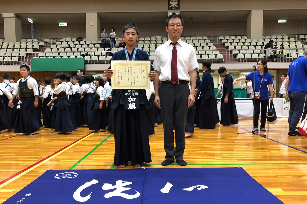 第16回名古屋市剣道選手権大会