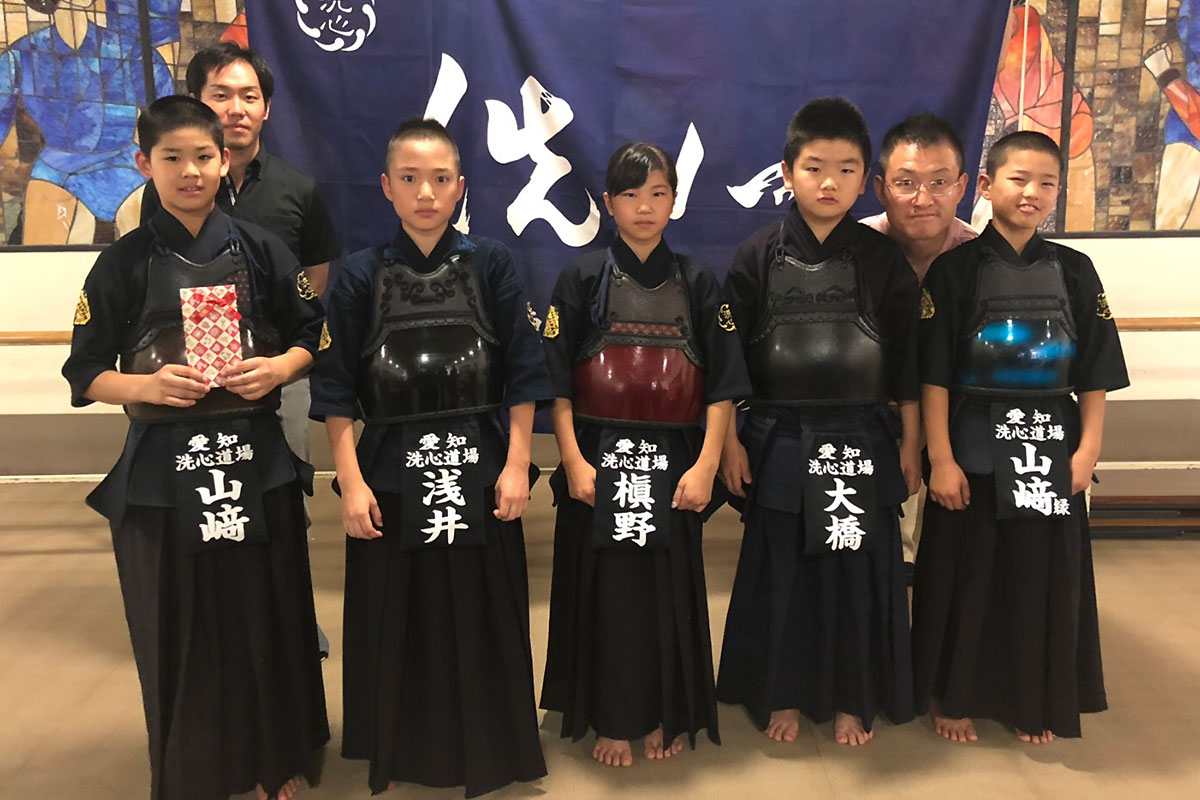 三剱会合同稽古会トーナメント