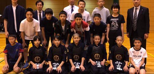 第14回全日本都道府県対抗少年剣道優勝大会・愛知県予選会