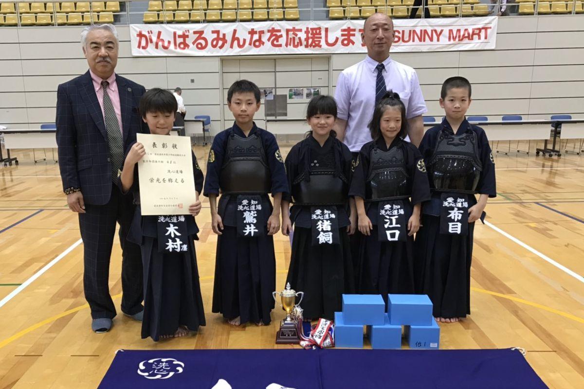 第15回若武者杯争奪少年剣道錬成大会