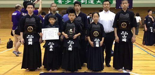 第23回岩倉市青少年剣道大会