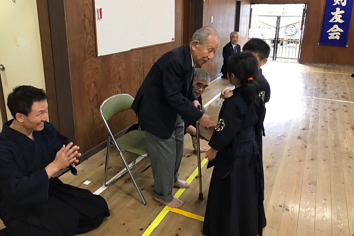 織部先生93歳のお誕生日会