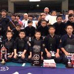 第32回愛知県警察少年柔道・剣道大会