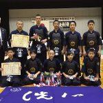西日本選抜第31回黒瀬杯争奪剣道大会