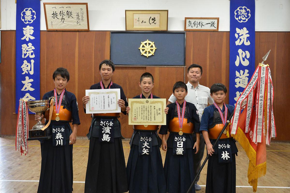 第49回東別院洗心道場少年剣道大会