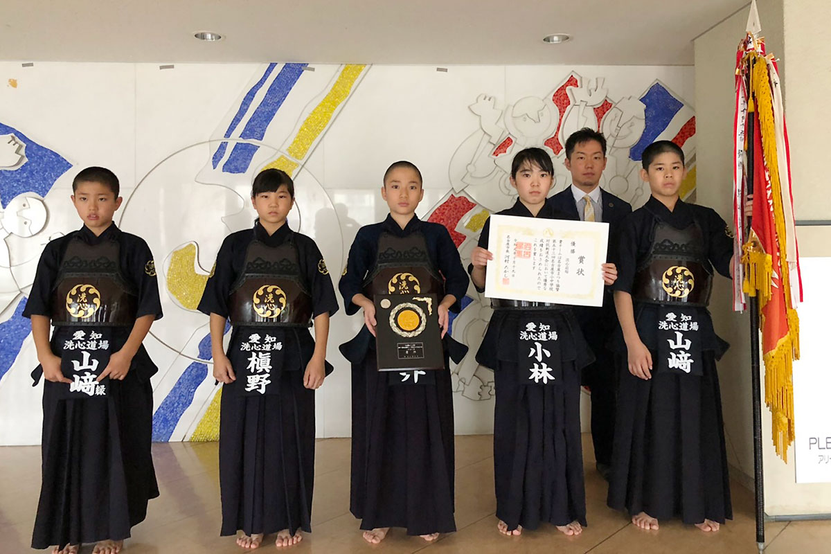 名古屋まつり協賛小・中学校対抗剣道大会