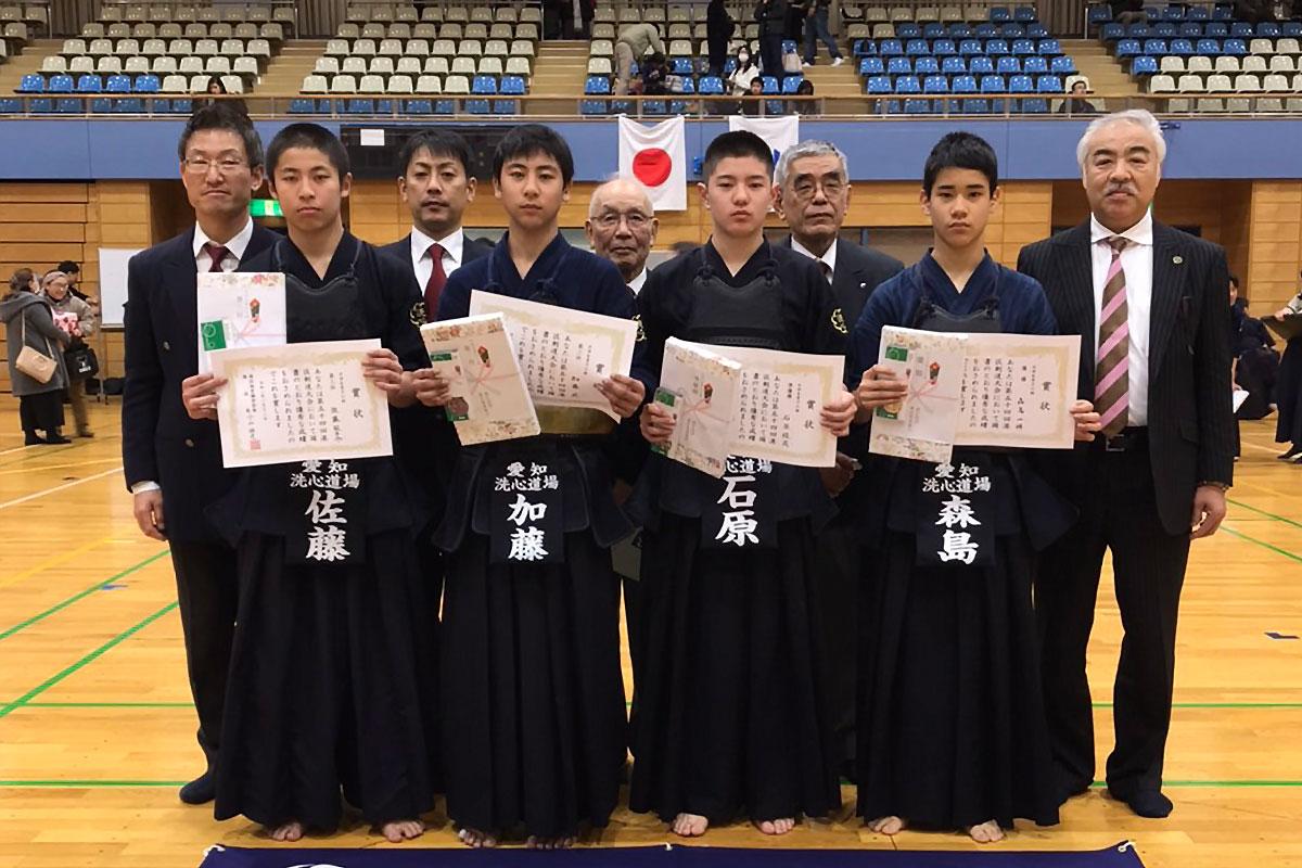第54回港区剣道大会