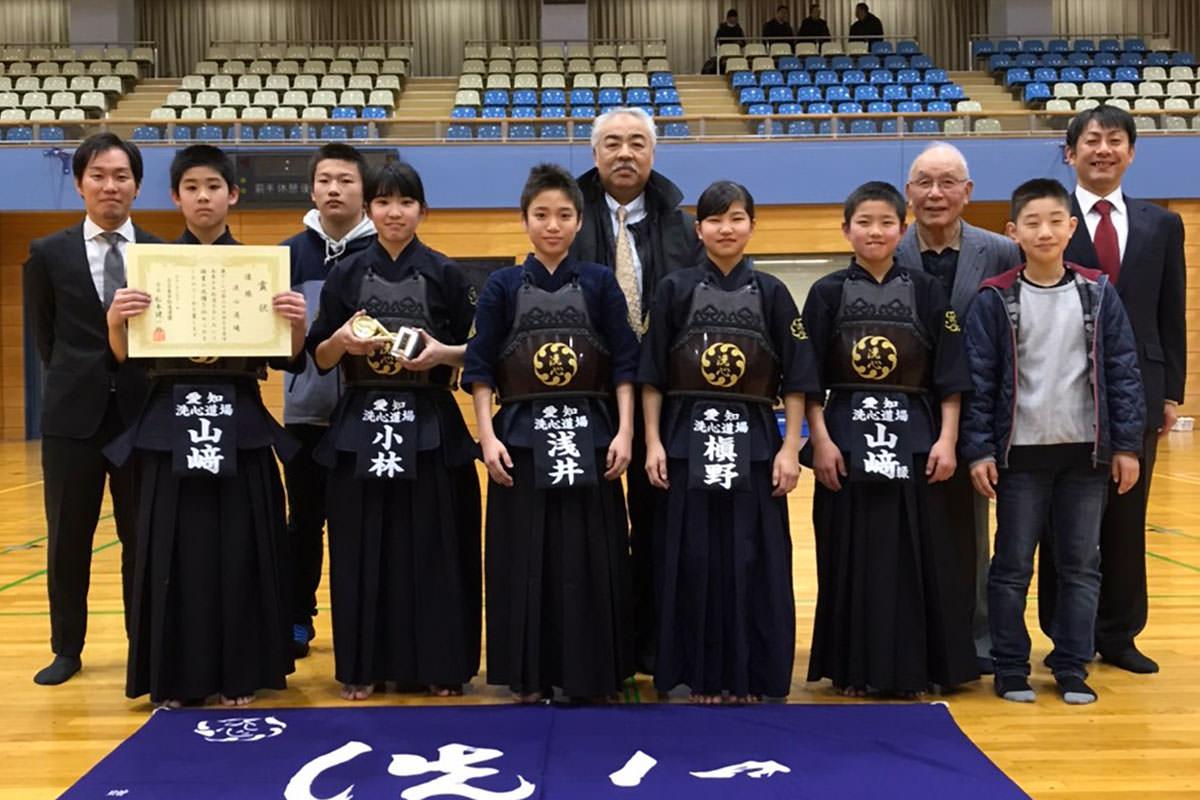 第35回名古屋市春季少年剣道大会