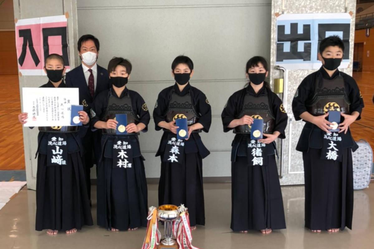 第52回愛知県春季剣道大会