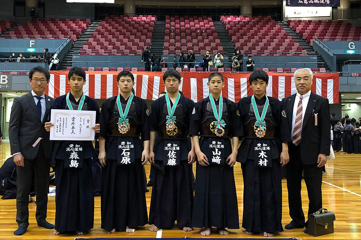 広島西風道場創立15周年記念 第2回西風剣道大会