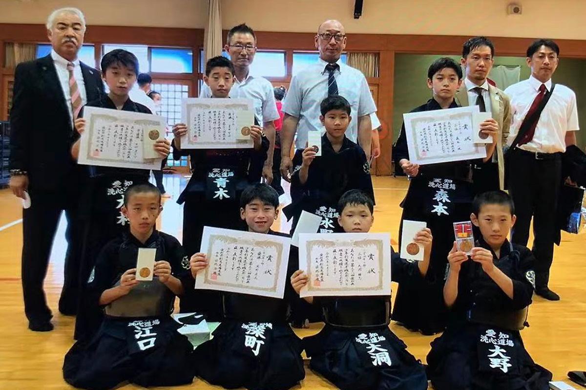 第38回愛知県少年剣道個人選手権大会・小学生の部